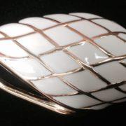 Trifari Shell Brooch