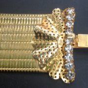 Vintage metal bracelet 03