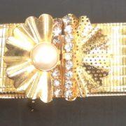 Vintage metal bracelet 05
